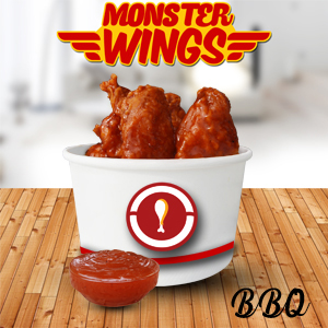 WINGS BBQ